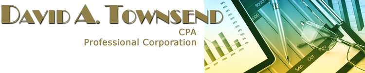 David A. Townsend, CPA, CFP Professional Corporation